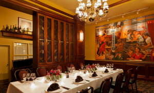 Private dining for Best private dining rooms seattle